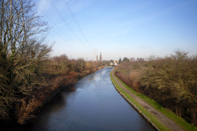 Canal at Blacon