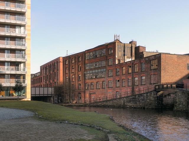 Bridgewater Canal, St George's