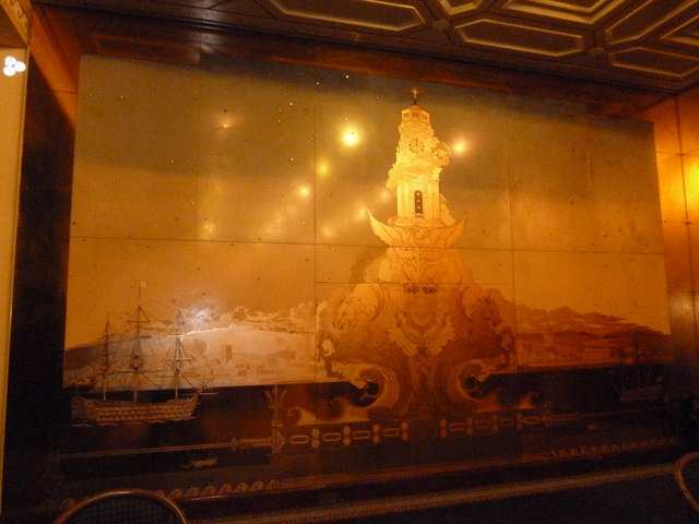 Inside the Guildhall: montage