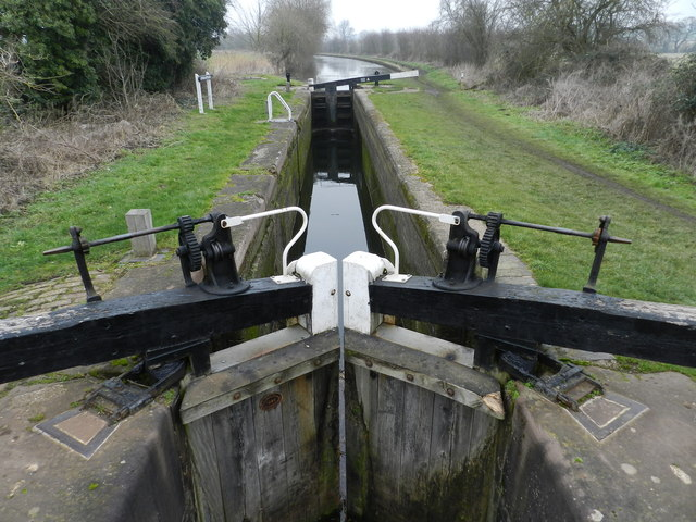 Astwood Bottom Lock