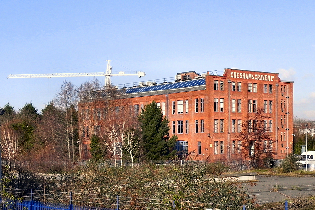 Gresham and Craven Factory