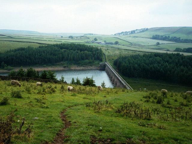 Lamaload Reservoir
