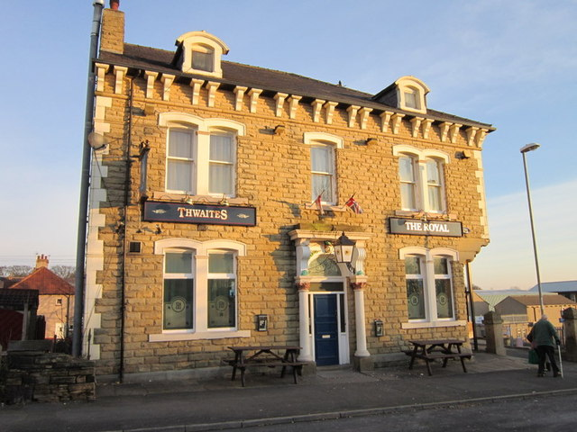 The Royal on Station Road, Pudsey