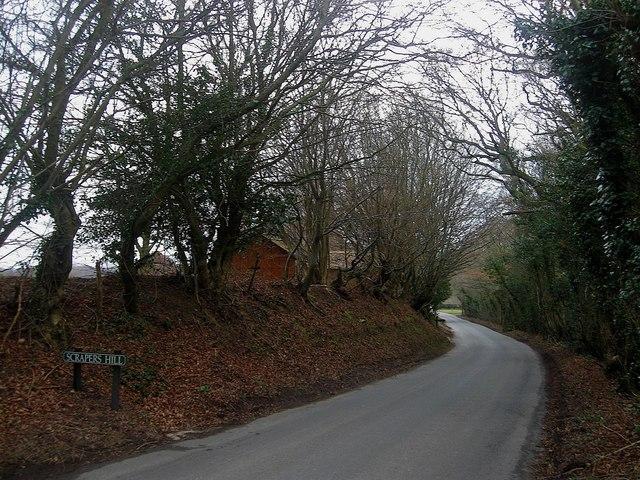 Scraper's Hill