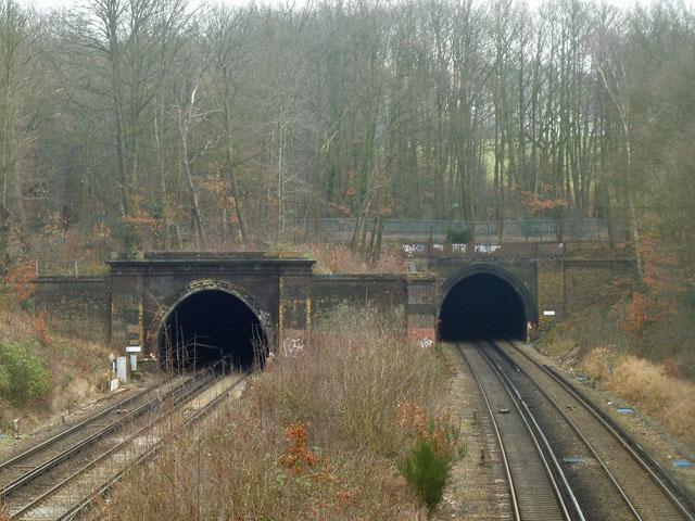 Chislehurst Tunnels