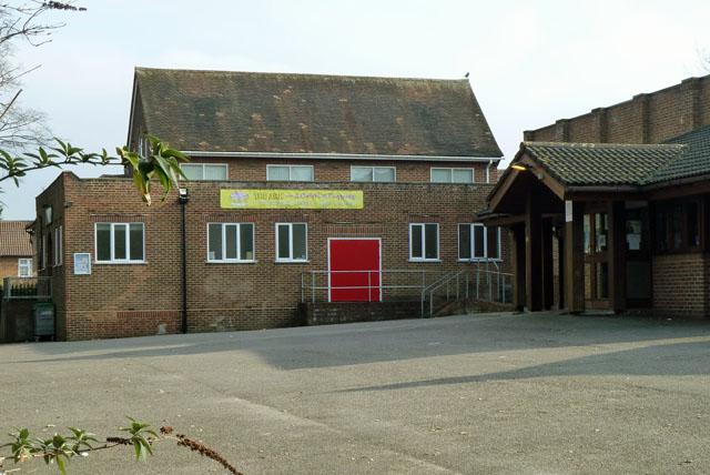Court Farm Evangelist church hall