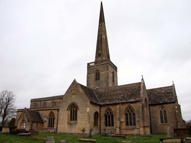 St Mary's Church in Kidlington