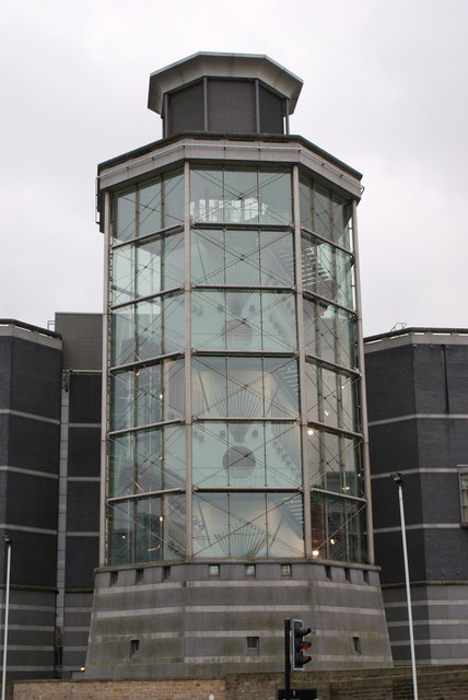 Royal Armouries Tower Leeds
