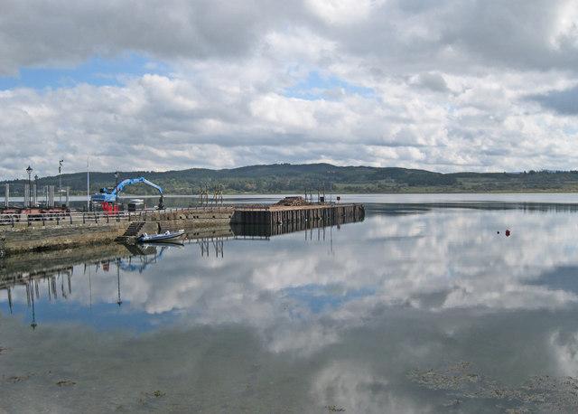 Ardrishaig Harbour