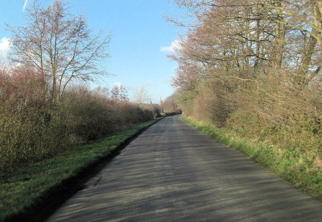 Appledore Road southwest of Woodchurch
