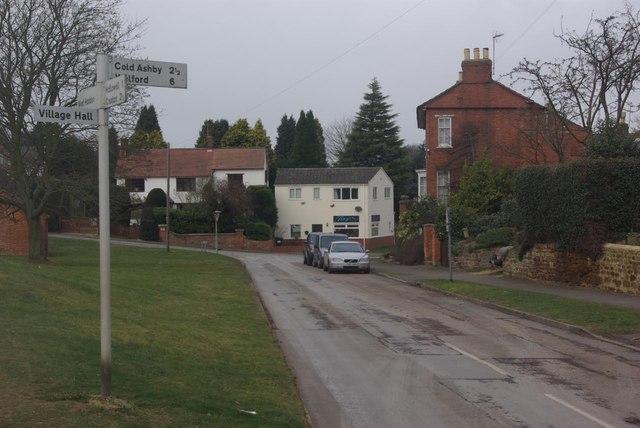 The Green, Guilsborough