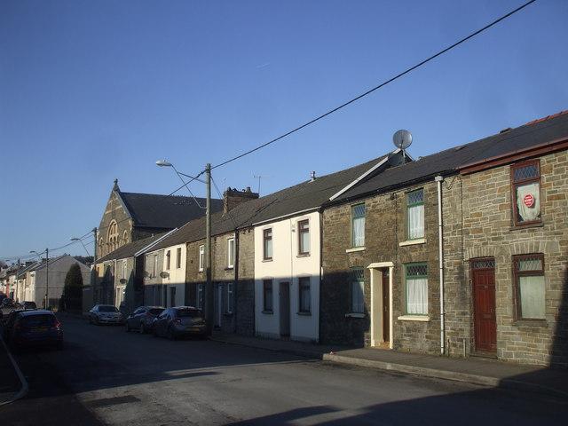 Brecon Rd, Merthyr Tydfil