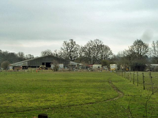 Southborough Lane stables
