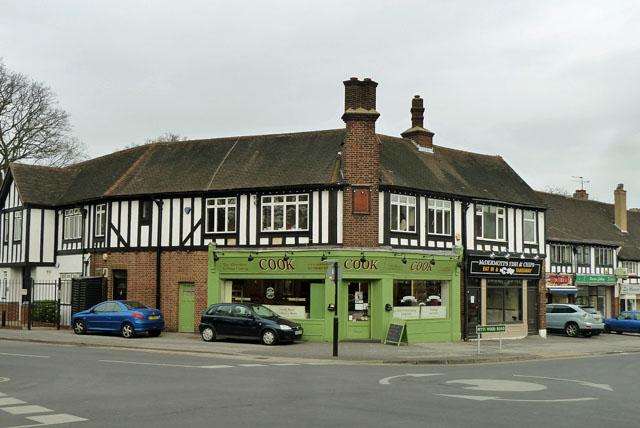 Cook shop, Petts Wood