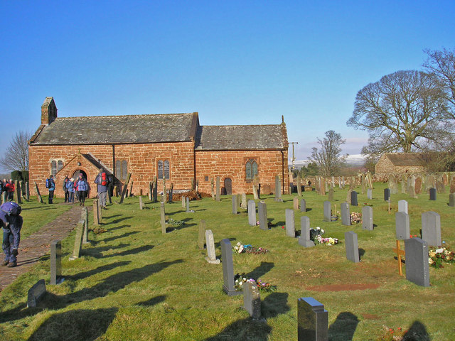 The Church of St Michael and All Angels at Addingham