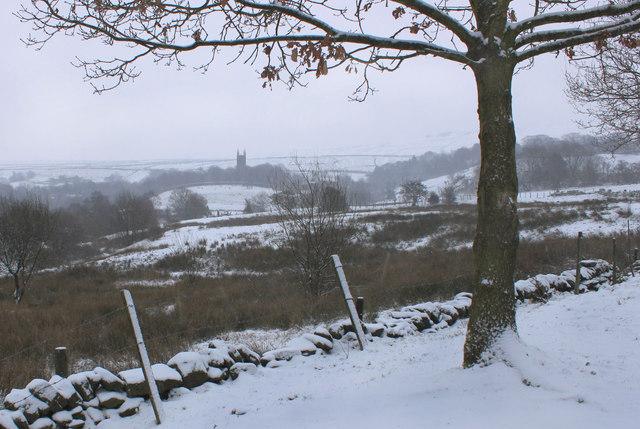 Pickhill Clough