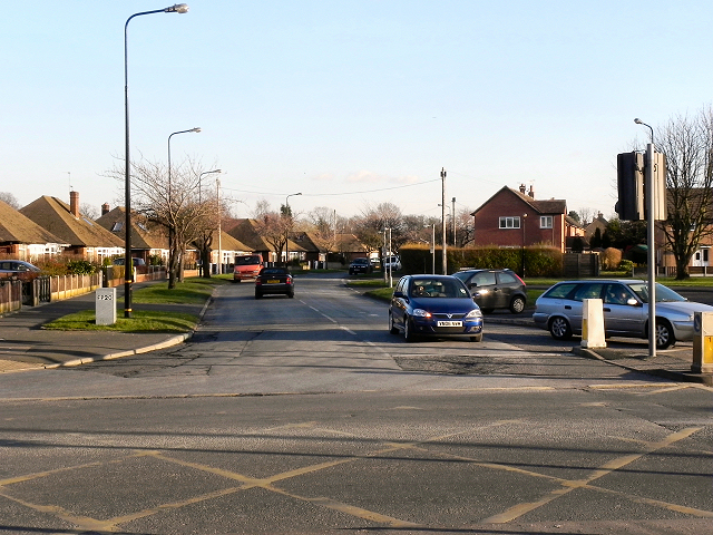 Aimson Road East, Timperley