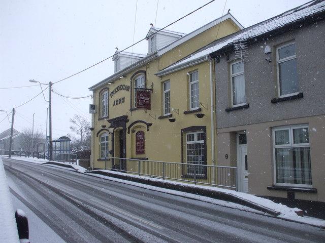 The Tredegar Arms, Dowlais Top