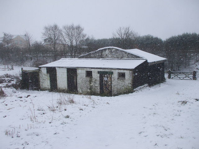 Old stable, Dowlais Top