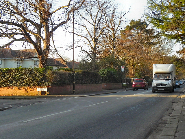 Brooklands Road