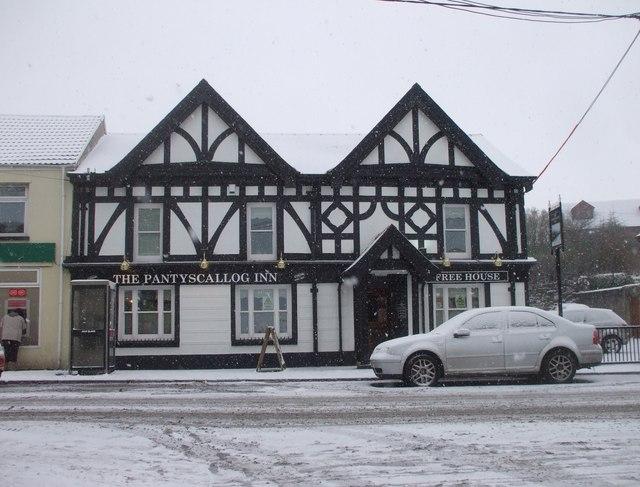 The Pantyscallog Inn, Pant