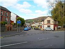 SS9993 : Oakfield Terrace, Llwynypia by Jaggery