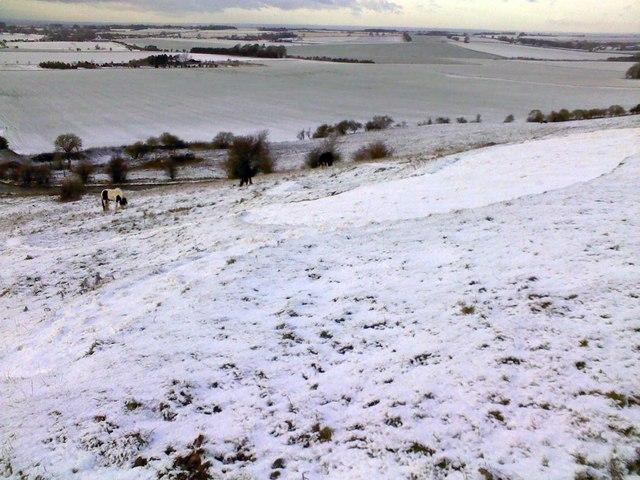 Hackpen Hill White Horse