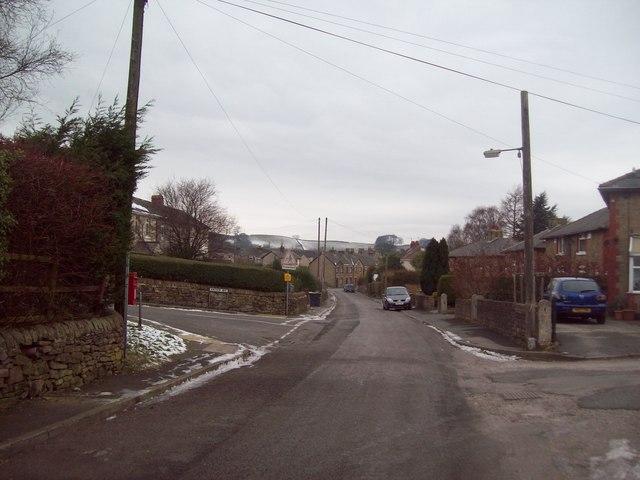 Ashbourne Lane in Chapel en-le-Frith