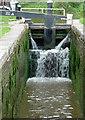 SJ9131 : Aston Lock near Stone, Staffordshire by Roger  Kidd
