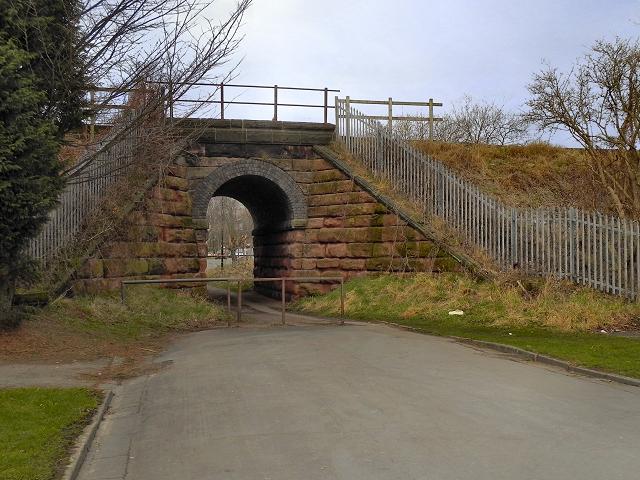 Railway Bridge, Lansdowne Road