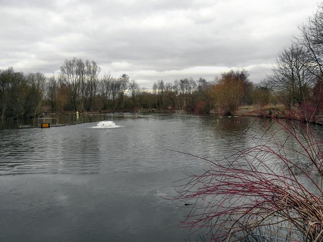 Dutton's Pond