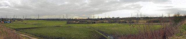 View Towards Carrington
