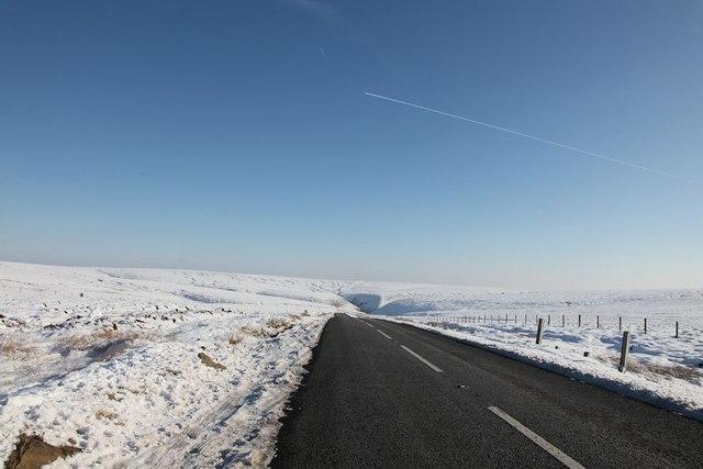 A57 Snake Pass