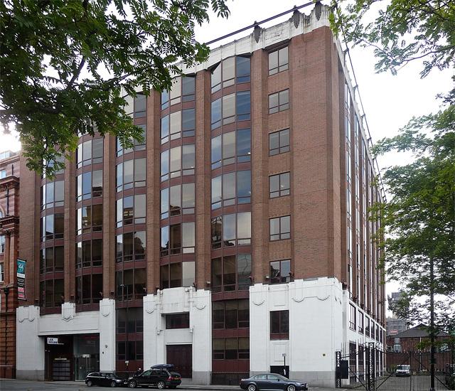 Lee House, Great Bridgewater Street, Manchester