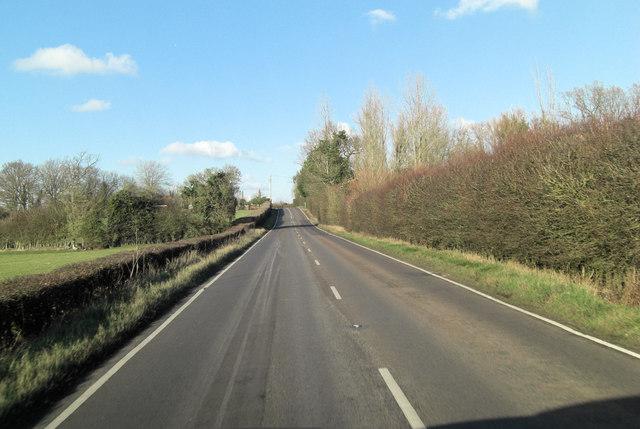 A274 north of Lashenden