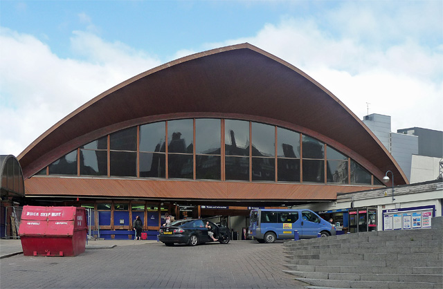Oxford Road Station, Oxford Road, Manchester (1)