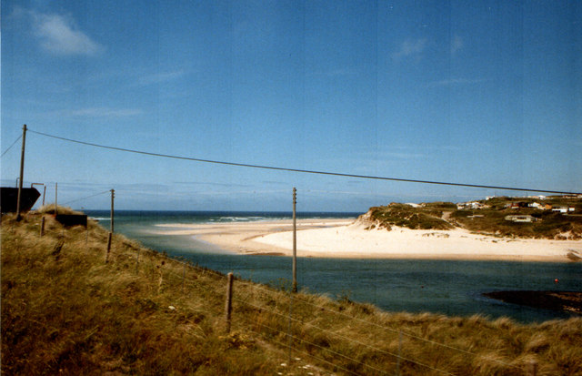 Hayle Estuary June 1985