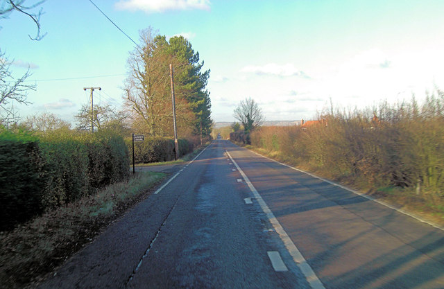 A274 beside Linden House