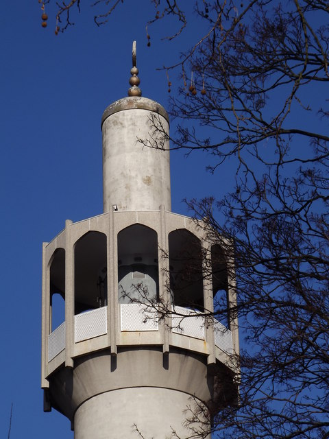 Minaret, Regent's Park Mosque