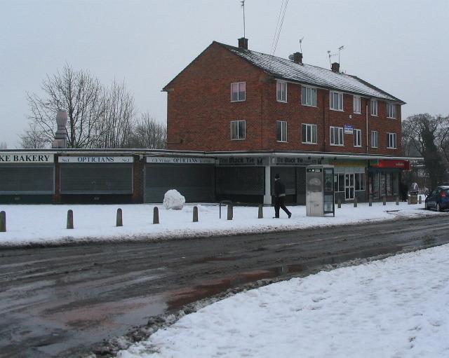 Shops, Whitaker Road