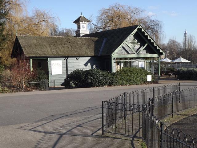 Park Boat House