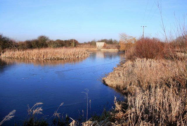 Pond, Lower Farm, Noke