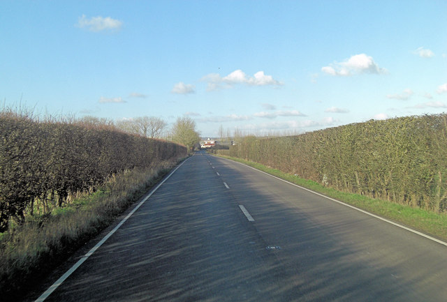 A274 west of Headcorn Airfield