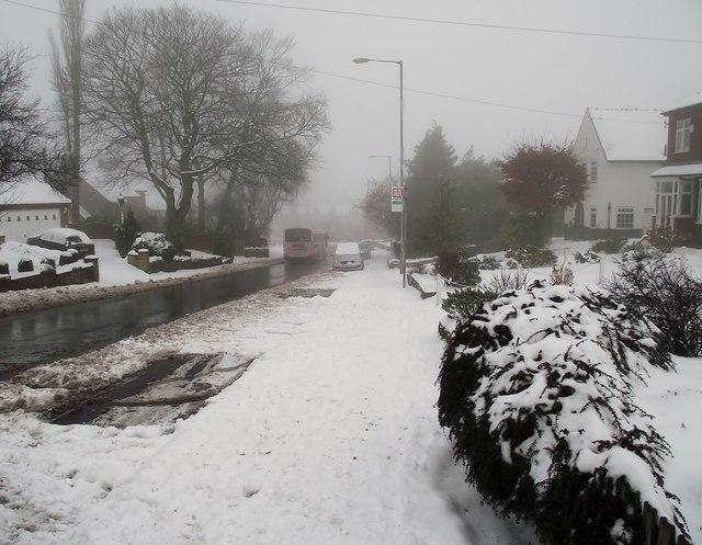 Hardy Mill Road, Harwood