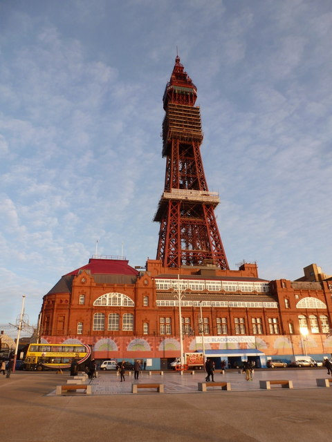 Blackpool: the Tower