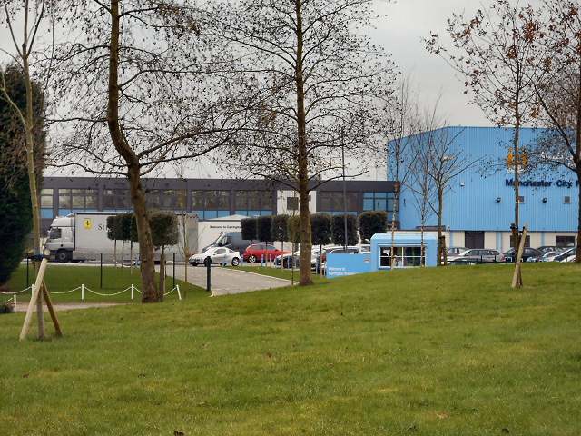 Carrington Training Centre