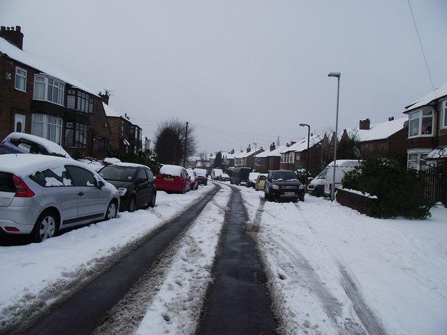 Bramhall Avenue, Harwood