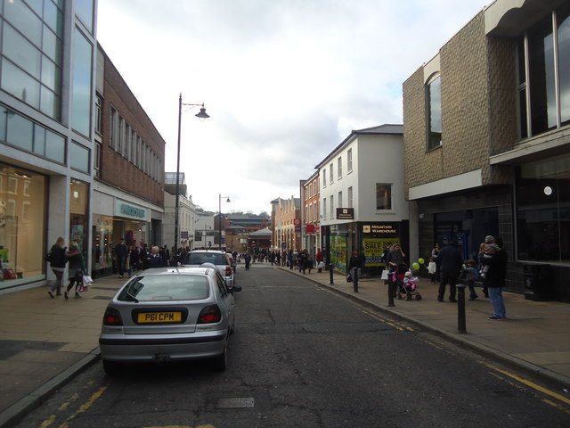 North Street, Guildford