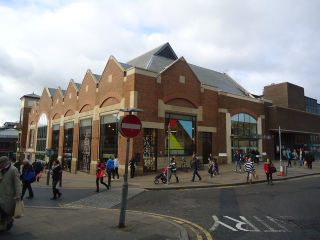 The Friary shopping centre, Guildford
