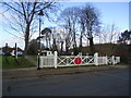 TQ0045 : Former level crossing, Bramley by Stacey Harris